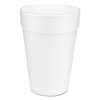 Dart Dart® Large Foam Drink Cups DCC 14J12