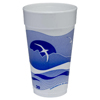 Dart Horizon® Hot/Cold Foam Drinking Cups DCC 20J16H