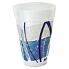 Dart Impulse® Hot/Cold Foam Drinking Cups DCC 32TJ32E
