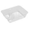 IV Supplies IV Kits Trays: ClearPac® Nacho Tray