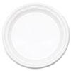 Dart Famous Service® Impact Plastic Dinnerware DCC 6PWF