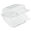Dart StayLock® Clear Hinged Lid Containers DCC C25UT1
