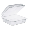 Dart Dart® StayLock® Clear Hinged Lid Containers DCC C50UTD