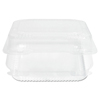 Dart StayLock® Clear Hinged Lid Containers DCC C51UT1