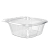 Dart Dart® ClearPac® Clear Container Lid Combo-Packs DCCCH12DEF