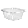 Carryout Containers Plastic Containers: Dart® ClearPac® Clear Container Lid Combo-Packs