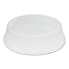Carryout Containers Plastic Containers: Dome Covers for Dinnerware