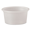 Solo SOLO® Cup Company Polystyrene Portion Cups DCC P075S0100