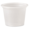 Solo SOLO® Cup Company Polystyrene Portion Cups DCC P100N