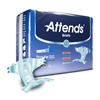 Attends Incontinent Brief Attends Tab Closure Regular Disposable Moderate Absorbency MON 25343101