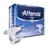 Attends Incontinent Brief Attends Tab Closure X-Large Disposable Moderate Absorbency MON 40603101