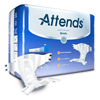 Attends Incontinent Brief Attends Tab Closure Large Disposable Heavy Absorbency MON 33373100