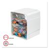 storage: deflecto® Tilt Bin® Horizontal Interlocking Storage System