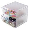 Deflect-O deflect-o® Stackable Cube Desktop Organizer DEF 350101
