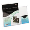Deflect-O deflect-o® Superior Image® Sign Holder with Pocket DEF 599401