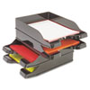 Deflect-O deflect-o® Docutray® Multi-Directional Stacking Tray Set DEF 63904