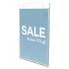 Deflect-O deflecto® Classic Image® Wall Sign Holder DEF 68201VP
