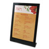 Deflect-O deflect-o® Superior Image® Black Border Sign Holder DEF 69575