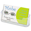 Deflect-O deflect-o® Horizontal Business Card Holder DEF 70101