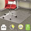 Deflect-O deflect-o® EconoMat® Chair Mat for Low Pile Carpeting DEF CM11232