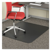 Deflect O: deflecto® EconoMat® Occasional Use Chair Mat for Commercial Low Pile Carpeting