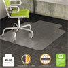 Deflect-O deflect-o® DuraMat® Chair Mat for Low Pile Carpeting DEFCM13233