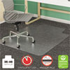 Deflect-O deflect-o® SuperMat™ Chair Mat for Medium Pile Carpet DEF CM14113