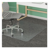 Deflect-O deflect-o® SuperMat™ Chair Mat for Medium Pile Carpet DEF CM14243