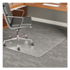 Deflect-O deflect-o® ExecuMat® Chair Mat for Highest Pile/Plush Carpeting DEF CM17443F
