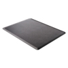 matting: Ergonomic Sit Stand Mat, 53 x 45, Black