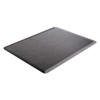matting: Ergonomic Sit Stand Mat, 60 x 46, Black