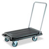 utility carts, trucks and ladders: deflect-o® Heavy-Duty Platform Cart