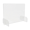 Deflect-O deflecto Counter Top Barrier DEF PBCTPC3123B