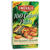 snacks: Emerald Dry Roasted Almonds 100 Calorie Packs