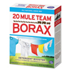 cleaning chemicals, brushes, hand wipers, sponges, squeegees: Dial® 20 Mule Team® Borax Laundry Booster