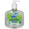 soaps and hand sanitizers: Dial® Professional Antibacterial Gel Hand Sanitizer