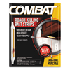 cleaning chemicals, brushes, hand wipers, sponges, squeegees: Combat® Ant Bait Insecticide Strips