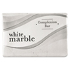 VVF Amenities White Marble Guest Amenities Cleansing Soap DIA 06009