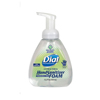 soaps and hand sanitizers: Dial® Fragrance-Free Antibacterial Hand Sanitizer Foam