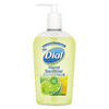 All Purpose Cleaners Pump Bottles: Dial® Scented Antibacterial Hand Sanitizer