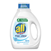 Dial Professional All® Ultra Free Clear Liquid Detergent DIA 73943