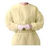 DiaMedical USA Level 1 Yellow Isolation Gown DIA COV012015-CS