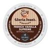 Gloria Jean's French Vanilla Supreme Coffee K-Cups