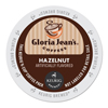 kcups: Gloria Jean's Hazelnut Coffee K-Cups