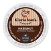 Gloria Jean's Hazelnut Coffee K-Cups