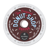 Time Clocks Cards Badges Time Card Racks: The Original Donut Shop Donut Shop Coffee K-Cups