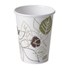 dixie: Pathways. 12 oz. Paper Hot Cups