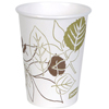 Dixie Pathways™ 12 oz. Paper Hot Cups WiseSize DIX 2342WS
