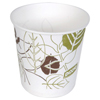 dixie: Pathways™ 3 oz. Flush Bottom Wax-Treated Paper Cold Cups WiseSize