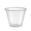 Dixie Clear Cold Plastic Cups DIX CC9K